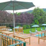Ferienhaus Toskana TOH445 Gartzenmöbel auf der Terrasse