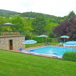 Ferienhaus Toskana TOH445 Swimmingpool im Garten