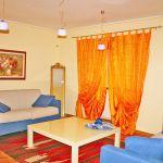 Ferienhaus Toskana TOH445 Wohnbereich