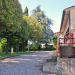 Ferienhaus Toskana TOH465 - Auffahrt