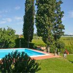 Ferienhaus Toskana TOH465 Pool im Garten