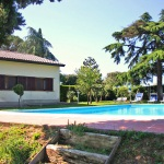 Ferienhaus Toskana TOH465 - Poolterrasse