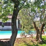 Ferienhaus Toskana TOH465 - Privatpool im Garten