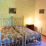 Ferienhaus Toskana TOH465 - Schlafraum mit zwei Betten