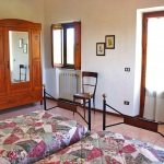 Ferienhaus Toskana TOH465 - Schlafzimmer für 2 Personen