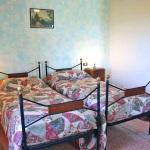 Ferienhaus Toskana TOH465 - Schlafzimmer mit 2 Betten