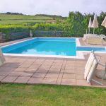 Ferienhaus Toskana am Meer TOH490 Gartenmöbel am Pool