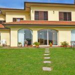 Ferienhaus Toskana am Meer TOH490 Weg zum Haus