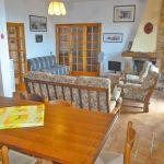 Ferienhaus Toskana am Meer TOH490 Wohnebene