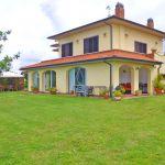 Ferienhaus Toskana am Meer TOH490 mit Rasenfläche