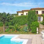 Ferienhaus Toskana am Meer mit Pool TOH490