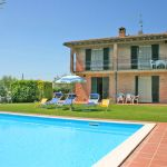 Ferienhaus Toskana mit Pool TOH425