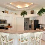 Villa Florida FVE45867 Küche mit Theke