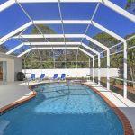 Villa Florida FVE45867 Pool mit Insektenschutz