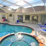 Villa Florida FVE45867 Pool und Jacuzzi