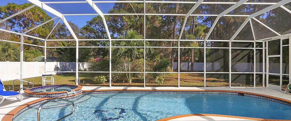Villa Florida FVE45867 Poolterrasse