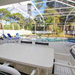 Villa Florida FVE45867 Terrasse mit Gartenmöbel