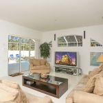 Villa Florida FVE45867 Wohnraum mit TV