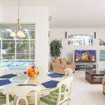 Villa Florida FVE45867 kleiner Esstisch