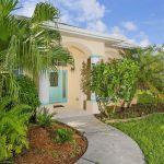 Ferienhaus Florida FVE31211 Eingang zum Haus