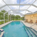 Ferienhaus Florida FVE31211 Pool und Whirlpool