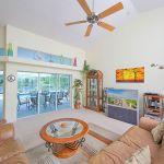 Ferienhaus Florida FVE31211 Wohnbereich mit TV