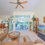 Ferienhaus Florida FVE31211 Wohnraum mit TV