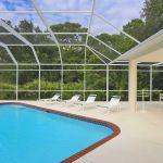Ferienhaus Florida FVE41712 Pool mit Insektenschutz