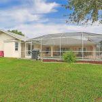 Ferienhaus Florida FVE4221 Ansicht von hinten
