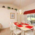 Ferienhaus Florida FVE4221 Essbereich mit Tisch