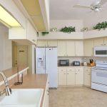 Ferienhaus Florida FVE4221 Küche mit Theke
