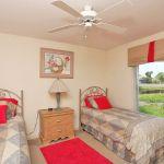 Ferienhaus Florida FVE4221 Schlafraum mit 2 Betten