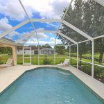 Ferienhaus Florida FVE4221 Swimmingpool mit Insektenschutz