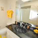 Ferienhaus Florida FVE4221 Waschbecken im Bad