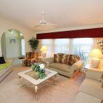 Ferienhaus Florida FVE4221 Wohnzimmer