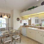 Ferienhaus Florida FVE4221 offene Küche mit Esstisch