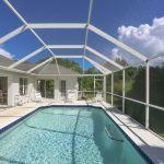 Ferienhaus Florida FVE42435 Swimmingpool mit Insektenschutz
