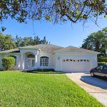 Ferienhaus Florida FVE42455 Auffahrt zum Haus