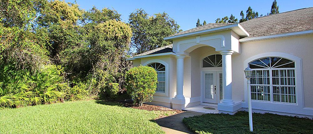 Ferienhaus Florida FVE42455 Eingang zum Haus