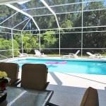 Ferienhaus Florida FVE42455 - Terrasse mit Blick auf den Pool