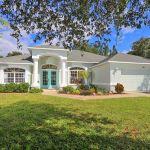 Ferienhaus Florida FVE42465 Hausnasicht von vorne