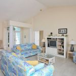 Ferienhaus Florida FVE42465 Sitzecke mit TV