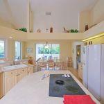 Ferienhaus Florida FVE42630 Küche mit Kochinsel