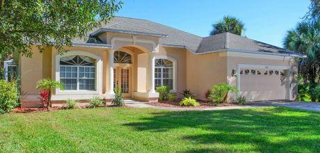Komfort-Ferienhaus Florida Manasota Beach 42647 mit Pool in Strandnähe (ca. 1,5km), Grundstück ca. 1.000qm, Wohnfläche ca. 250qm. Wechseltag flexibel.