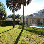 Ferienhaus Florida FVE42647 Garten mit Palmen
