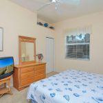 Ferienhaus Florida FVE42647 Schlafraum mit TV