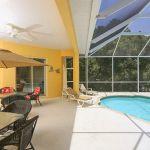 Ferienhaus Florida FVE42660 überdachte Terrasse am Pool