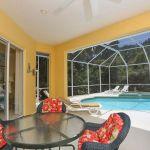 Ferienhaus Florida FVE42660 Gartenmöbel auf der Terrasse