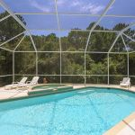 Ferienhaus Florida FVE42660 Insektenschutz um den Pool