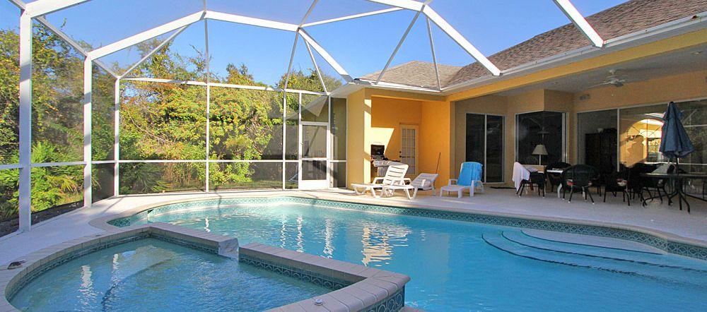 Ferienhaus Florida FVE42660 Pool und separater Whirlpool